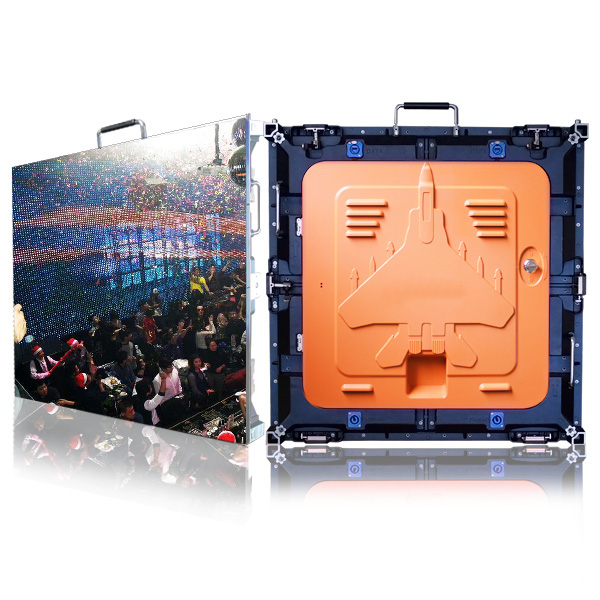 P5 indoor stage rental full-color LED video display