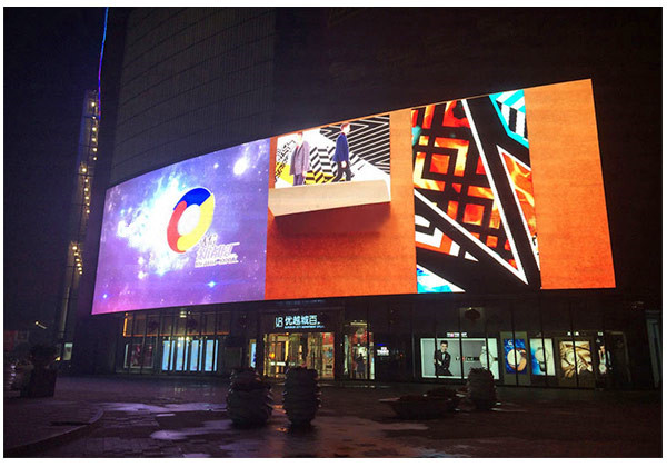 P6 Outdoor Advertising Full Color Fix Waterproof Led Board