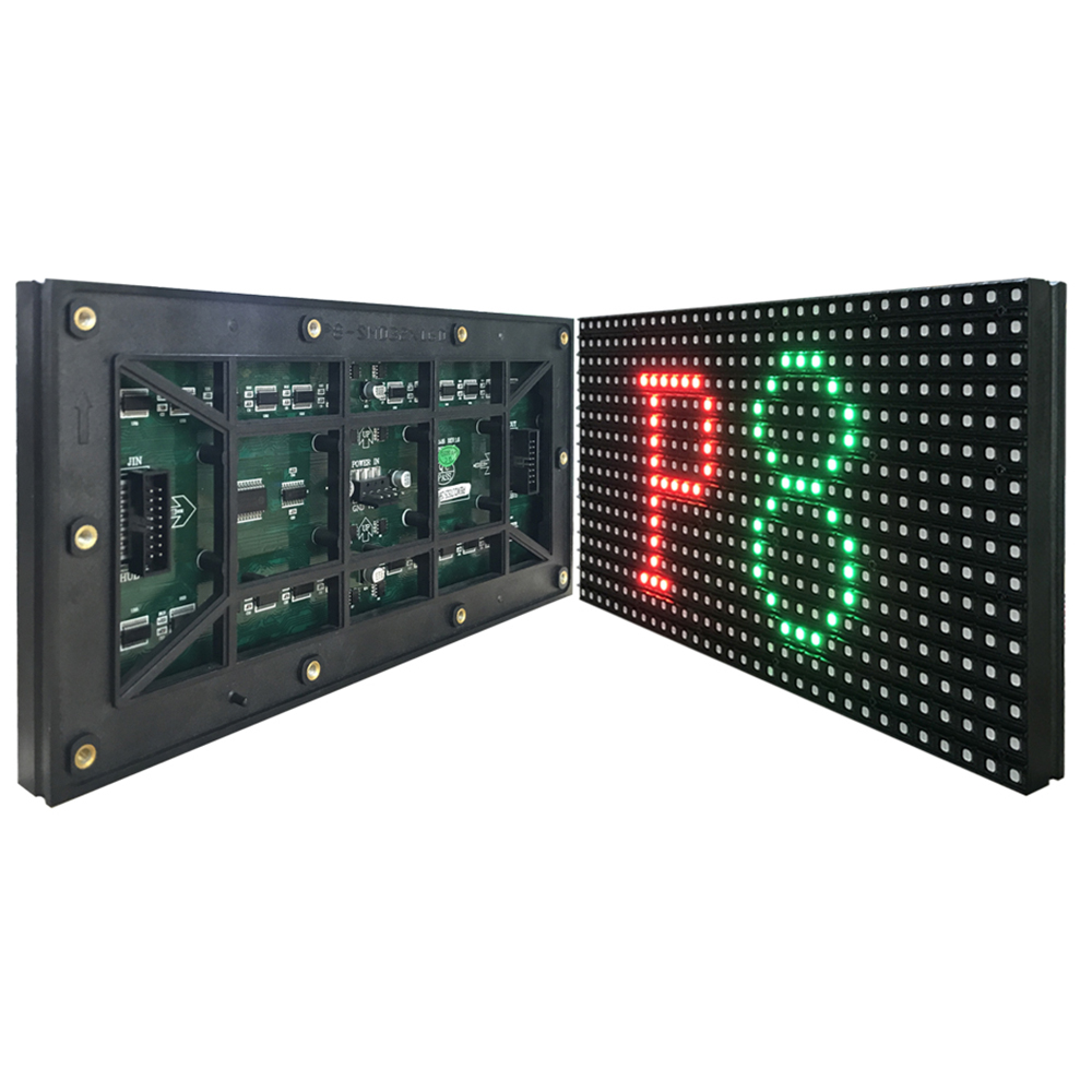 P8 outdoor full color LED module rgb outdoor LED display billboard