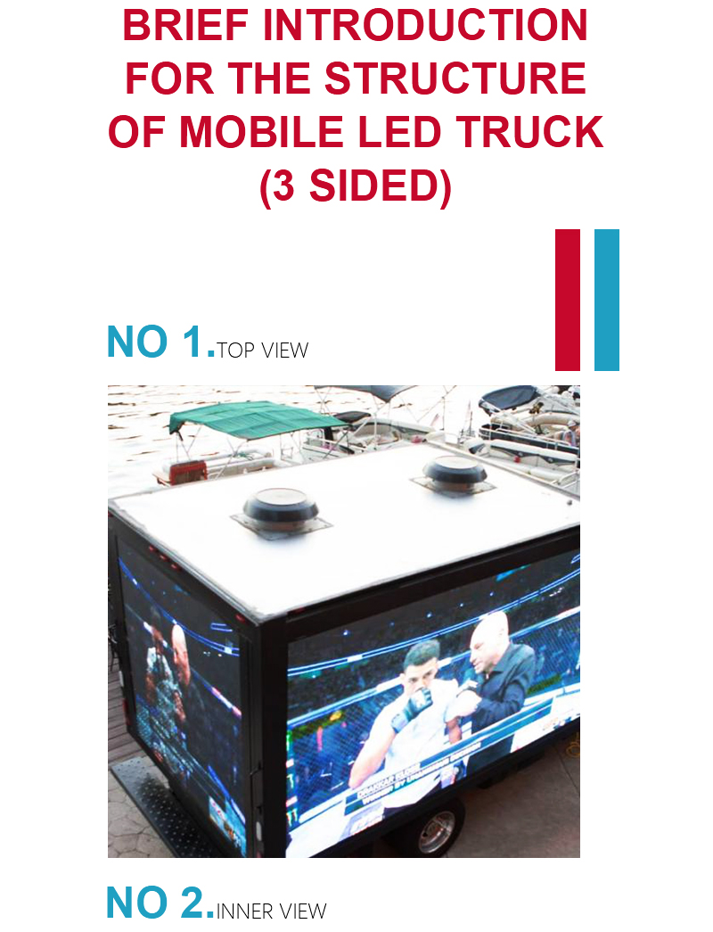 easy installation low weight high bright waterproof P10 full color SMD outdoor advertising