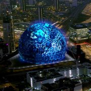 New design outdoor advertising led sphere display/screen price