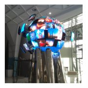 Factory Wholesale Creative Spherical Led Display, High Quality Sphere Led Screen, 360 Global Led