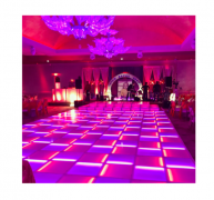 HD Full color Indoor Outdoor P6.25 Shopping mall dance game floor tiles video display led stage show