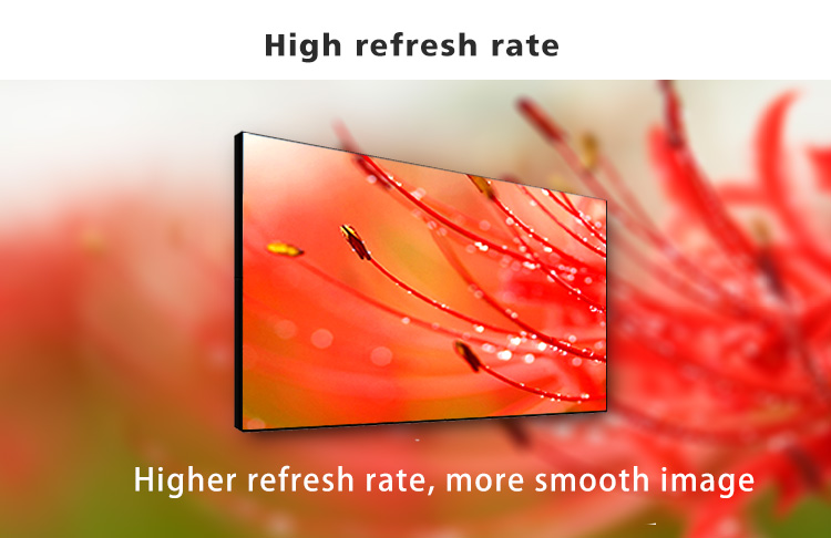 P3 Indoor RGB Advertising Led Display Screen Panel