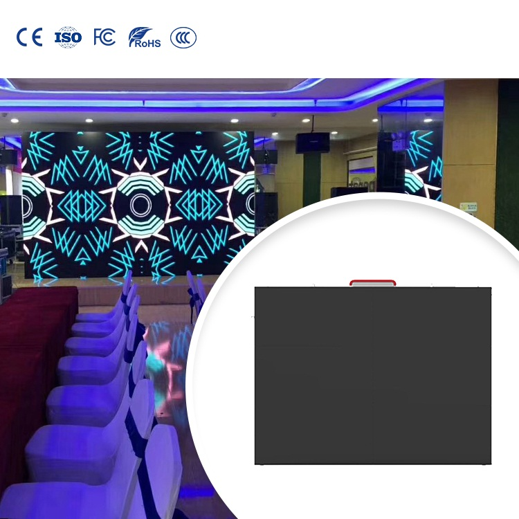 Die Casting Aluminum P2 Fixed Rental Led Display Panels For Conference Center