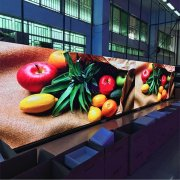 Factory Indoor Customized LED Screen, P2, P2.5, P3, P3.91, P4, P5, P6 Backstage Mobile Advertising
