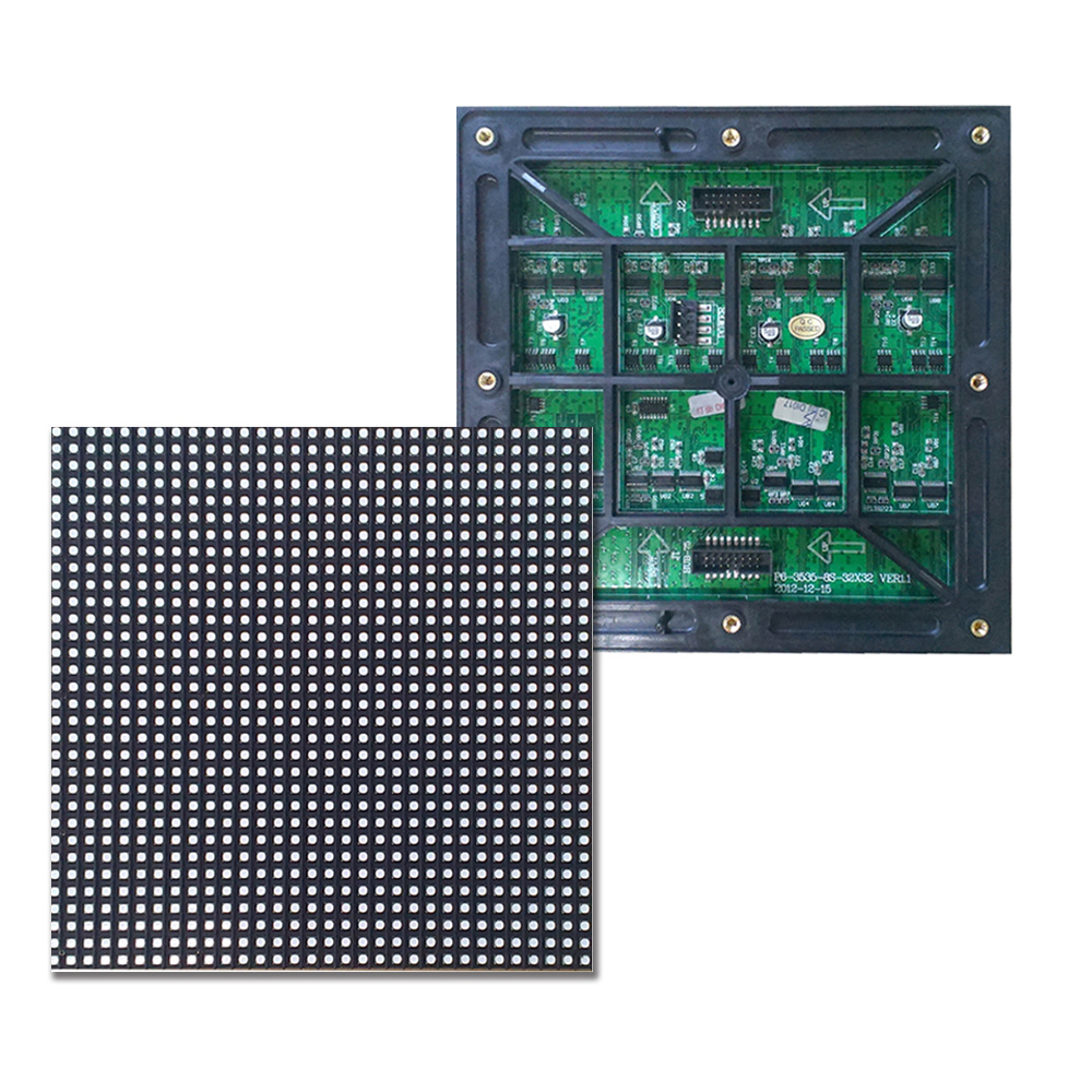 SMD Outdoor LED Panel P6mm LED Display Screen Module 192x192mm