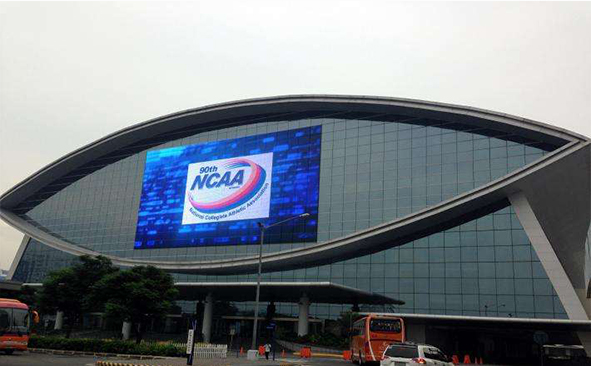 Outdoor Fixed Installation SMD LED Display P10 Advertising LED Screen LED wall