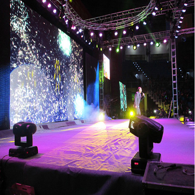Best price High resolution P3.91 p4.81 p4 outdoor led stage backdrop screen wall panels outside