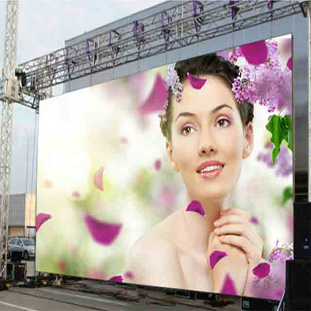 Best price High resolution P3.91 p4.81 p4 outdoor led stage backdrop screen for church ,wedding