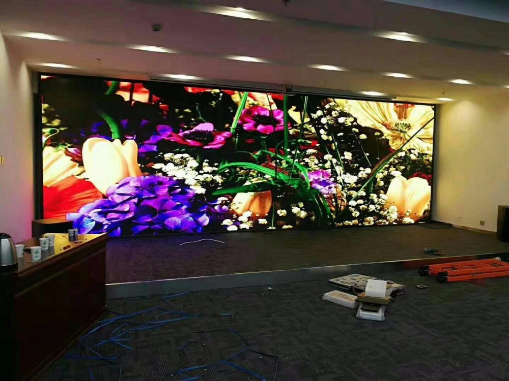 p1.2 p1.875 led tv front panel p1.56 indoor led video wall