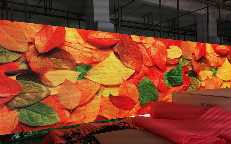 Display Indoor P2.5 P3 P4 P5 rental Nationstar LED Wedding stage hd Night Club Led Concert screen