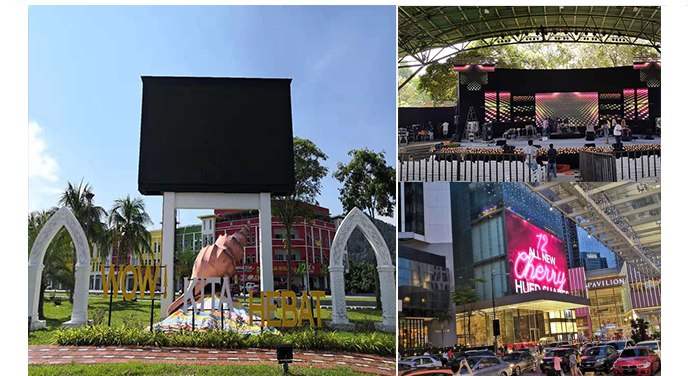 P3.91 Indoor High Refresh Rental LED Display Screen For Stage Video Wall LED Pantalla