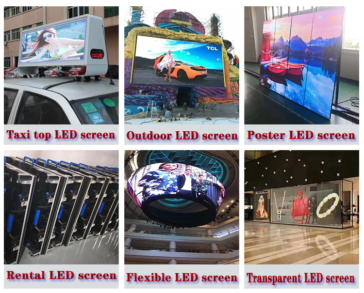 Screen Hd P3.91 Video Wall P4.81 Panel 3.9Mm Camera P4 Indoor Rental Led Display