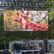 P3.91 P4.81 outdoor LED displays/LED screen for rental advertising