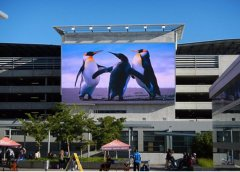 P4.81 outdoor rental LED display screen with high brightness