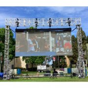 Shenzhen factory outdoor SMD P3.91 4.81 5.95 High Brightness Outdoor Rental LED Displays Large LED
