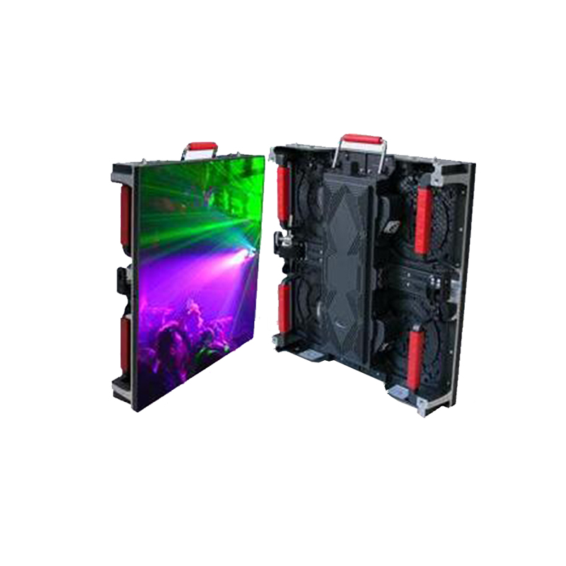 Strong Quality P4.81 Outdoor SMD Rental LED Commercial Advertising LED Display Screen Panels 500*500