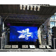 High performance P3.91 P4 P4.81 P5 P5.95 outdoor large full color led display for rentals
