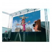p3.91 led screen p3.91 led flexible curtain display soft mesh oled hot sale outdoor rental