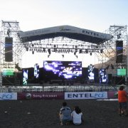 High Brightness Truss Hanging Events Led Screen P6 Outdoor Rental LED Display For Stage