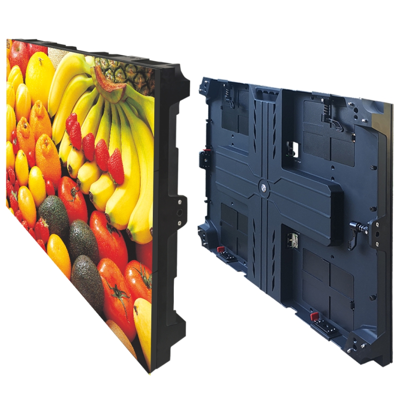 Large video screen Indoor P1.66 LED display board