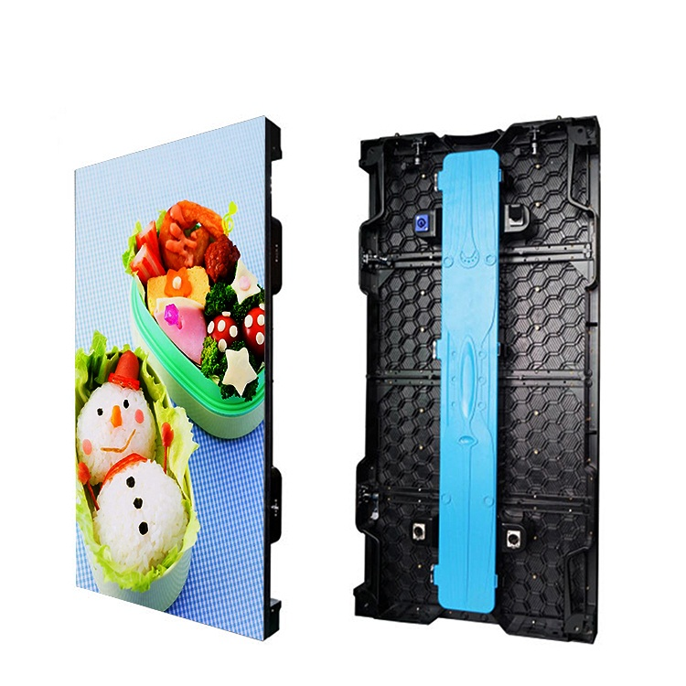 Hot Sale P4.81 Easy Front Service Outdoor Display wall panels