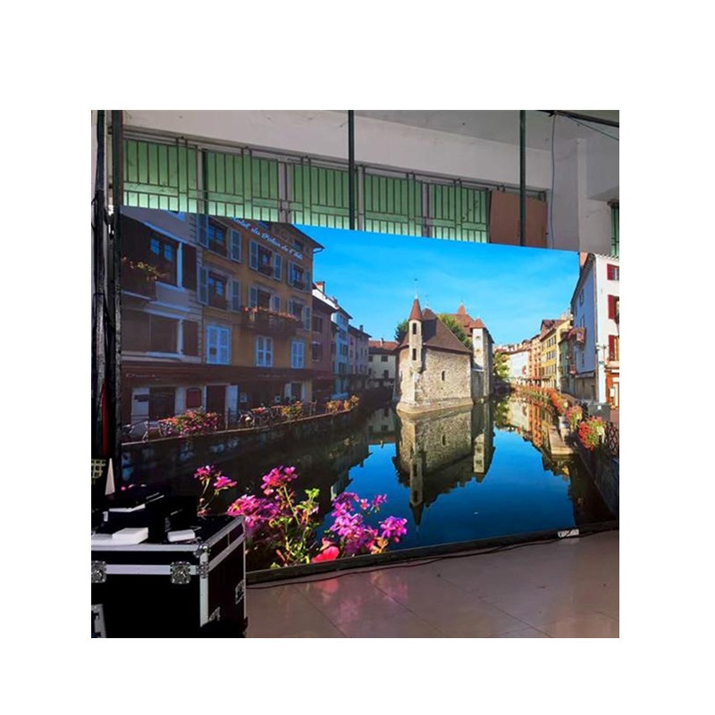China LED Display Board Manufacturer P2.5 LED Digital Board Indoor Rental Installation LED Display