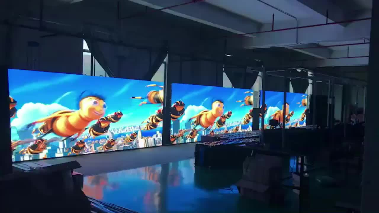Indoor Stage led display - China LED Display screen wall panel