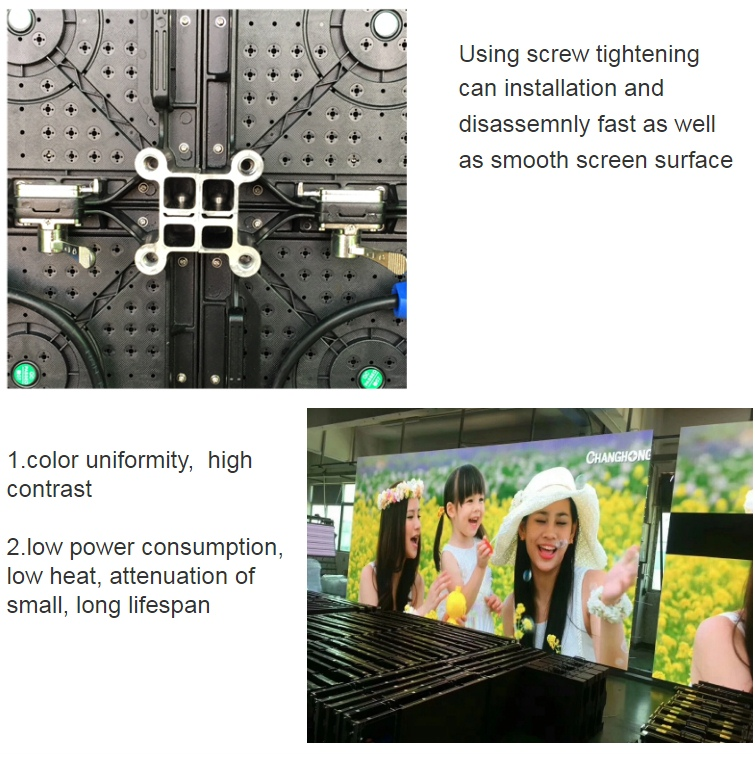 Good quality SMD3535 Iron Cabinet InDoor P10 Module LED Screen Display Panel Advertising Wall