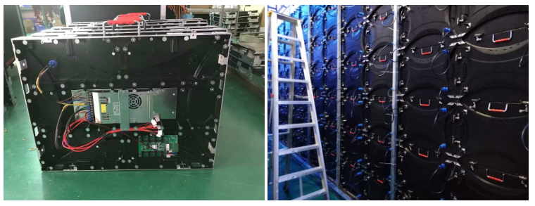 Light Weight LED Panel Display Indoor Pixel Pitch 2.5.mm Full Color Indoor LED Screen Display Rental
